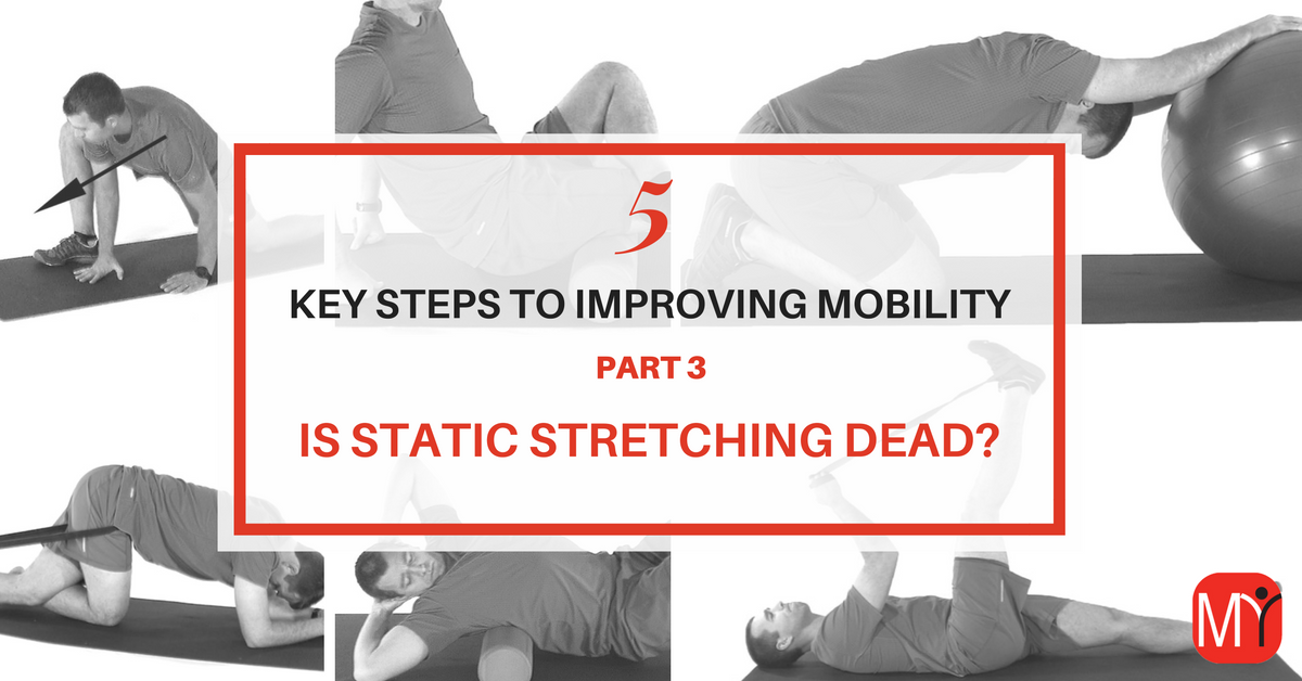 is static stretching dead?