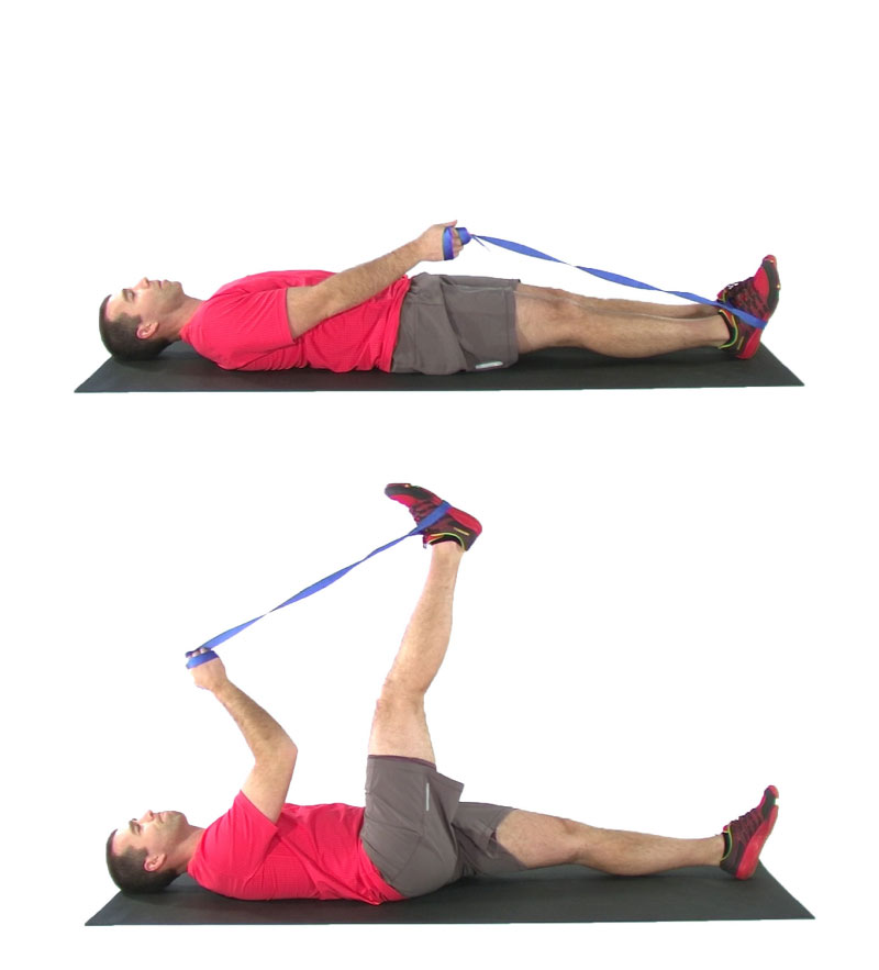 hamstring active isolated stretching