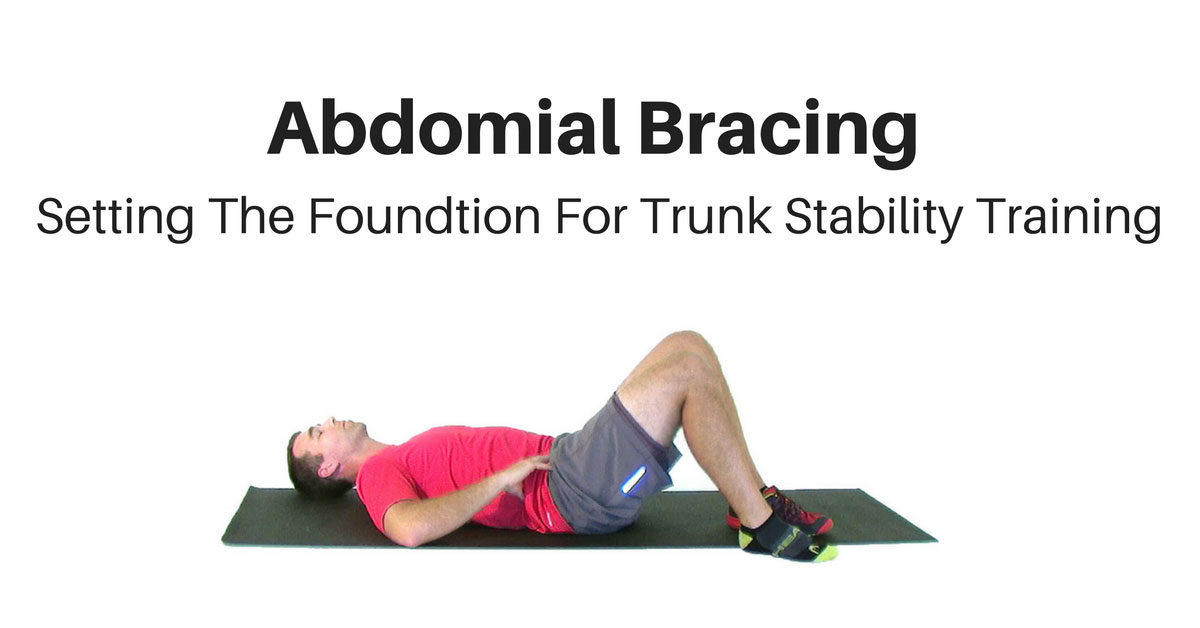 Abdominal Bracing - My Rehab Connection