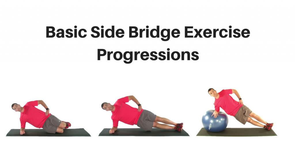 Side Bridge Progressions