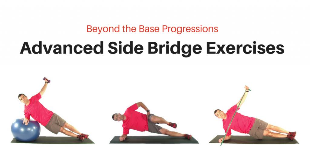 Advanced Side Bridge Exercises