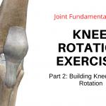 Knee Rotation Exercises – Part 2: Knee Internal Rotation